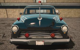 Saints Row IV variants - Gunslingerp Police - front