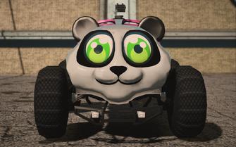 Saints Row IV variants - Sad Panda Average - front