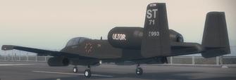 AB Destroyer - rear left