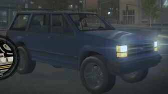 Nordberg - front right with lights in Saints Row 2