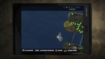 Secret Area - Super Secret Area on map