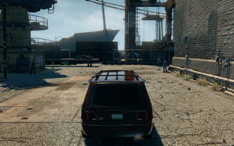 Westbury - rear in Saints Row The Third