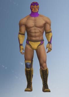 Wrestler 2 - Ivan - character model in Saints Row IV