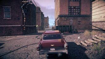 Hollywood - rear in Saints Row IV