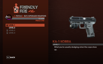 KA-1 Kobra - Level 1 description