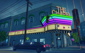 Rebadeaux in Saints Row 2 - The Chapel