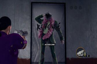 Angel's Gym - Killbane revenge poster