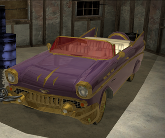 Gang Customization in Saints Row 2 - Hollywood