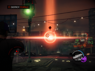Hack the Planet - Destroy Portal objective