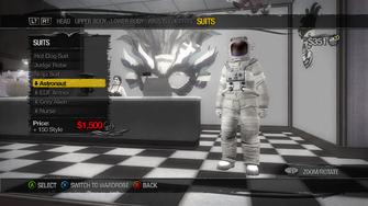 Suits - Astronaut