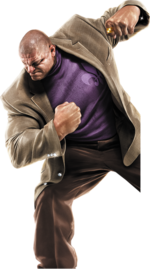 Oleg - Saints Row The Third promo