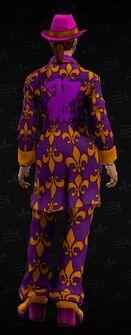 SRTT Outfit - Z Style (female rear)