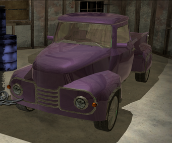 Gang Customization in Saints Row 2 - Betsy