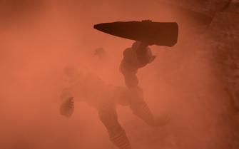 Gangstas in Space - Killbane death blow