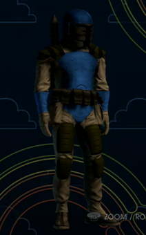 Ransom Collector outfit in Saints Row IV