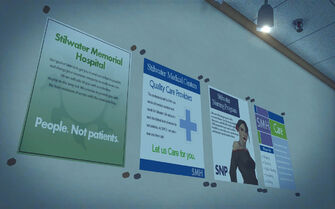 Stilwater Memorial Hospital - signs