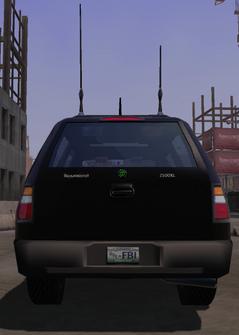 FBI - rear in Saints Row