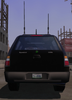 FBI - rear in Saints Row