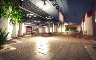 Rounds Square Shopping Center - conference room