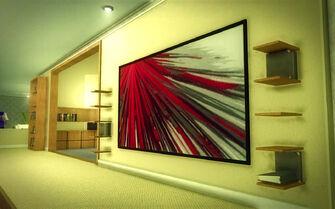 Saints Row Mega Condo - Average - painting