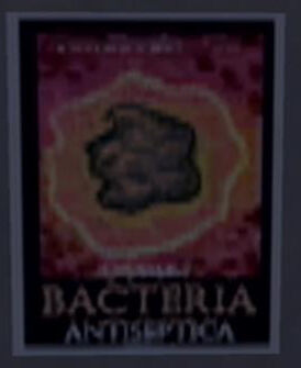 Stilwater Science Center bacteria poster