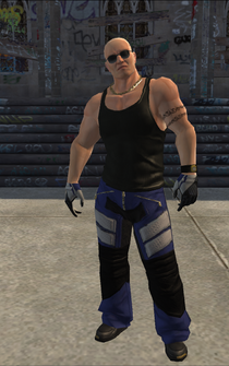 Joseph Price - character model in Saints Row