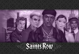 Saints Row demo wallpaper - Saints