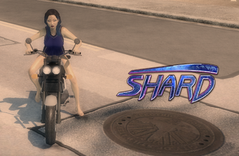Shard - front in Saints Row 2