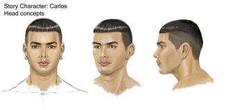 Carlos Mendoza Head Concepts