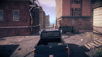 Compensator - rear in Saints Row IV