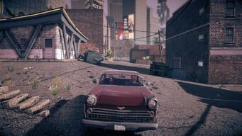 Hollywood - front in Saints Row IV