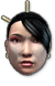 Homie icon - Lin in Saints Row IV