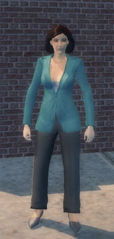Jane Valderamma in Saints Row 2