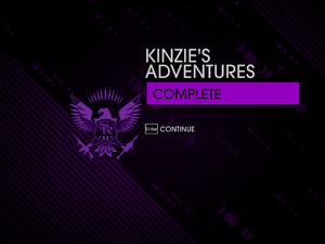 Kinzies adventures complete