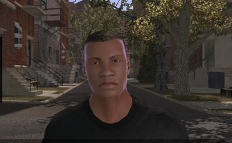 Playa - Saints Row - default African American