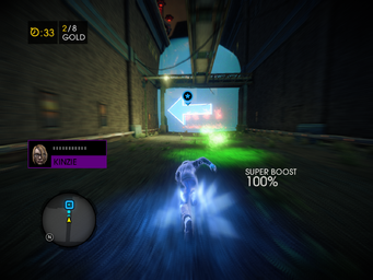 Saints Row IV - Blazin Super Boost