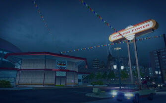 Ultor Dome in Saints Row 2 - Foreign Power