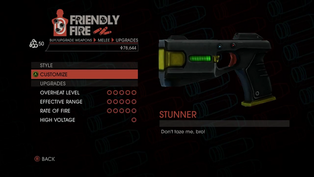File:Weapon - Melee - Stun Gun - Upgrades.png