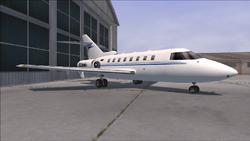 Graham Jet XL8000 - right front
