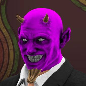 Horror Pack - Devil Mask