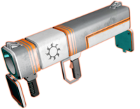 SRGooH weapon explosive Ultor Rocket Launcher