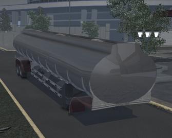 Tank trailer - Beater variant