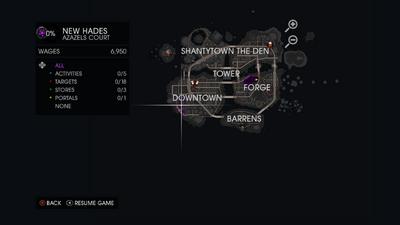Azazels Court on map