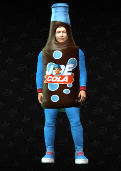Mascot04 - Mjoecola - character model in Saints Row The Third