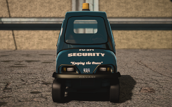Saints Row IV variants - Knoxville Security - front