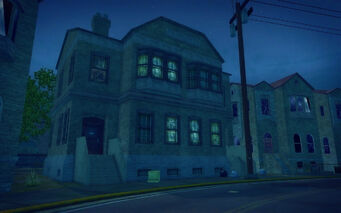 Shivington in Saints Row 2 - house