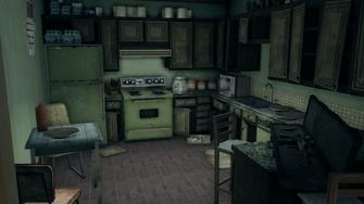 Shaundi's Loft - kitchen