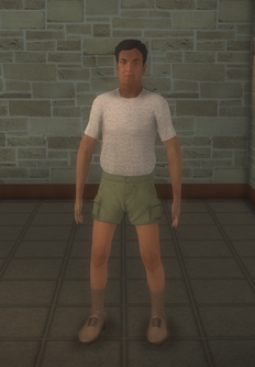 Middle-aged male gen - hispanic - character model in Saints Row 2