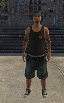 Poor male - BarrioTatooParlor - character model in Saints Row