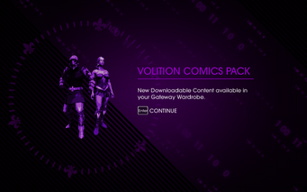 Saints Row IV DLC Unlock - Volition Comics Pack